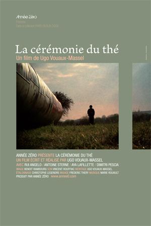 Affiche du film La cérémonie du thé